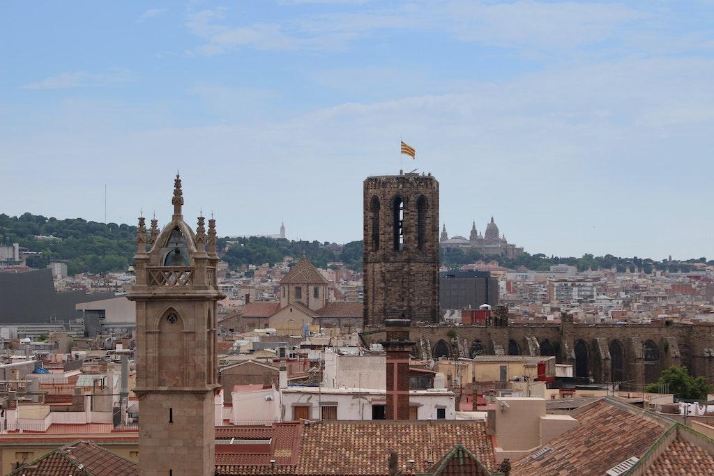Barrio Gótico Barcelona 1 2