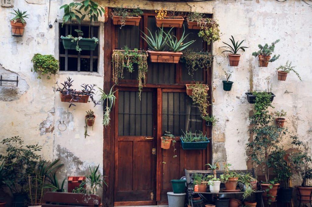Barrio Gótico en Barcelona 1 2
