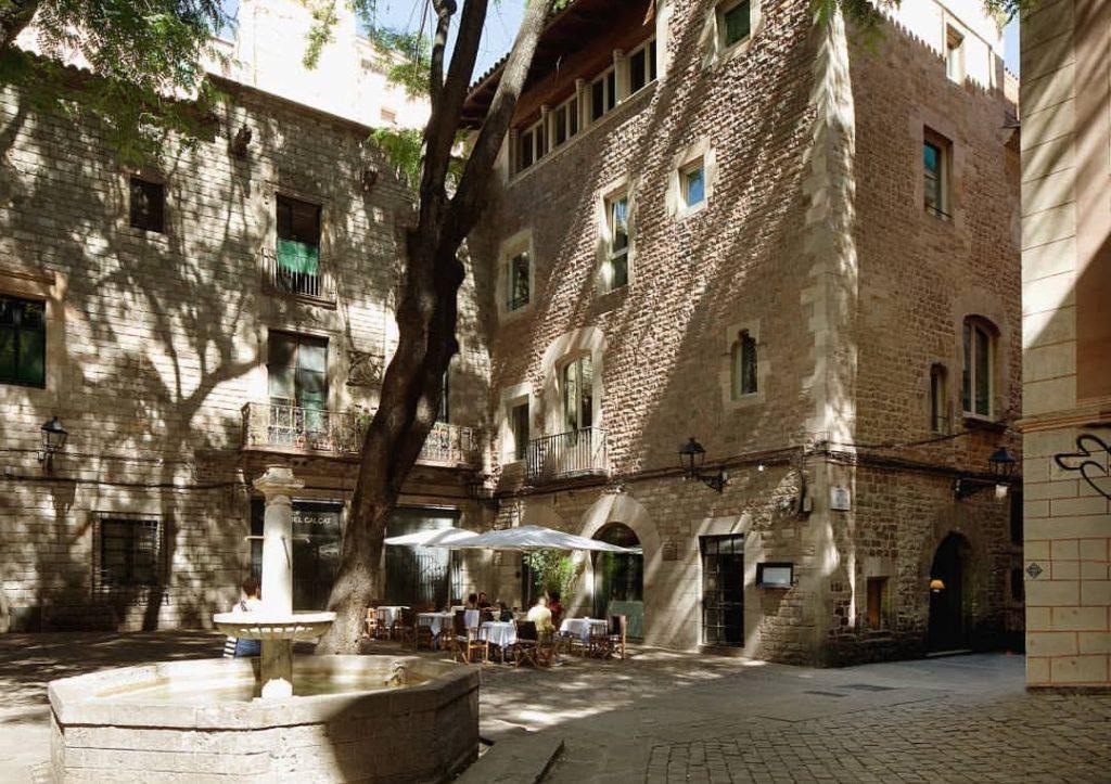 Restaurantes con Terraza en Barcelona 1