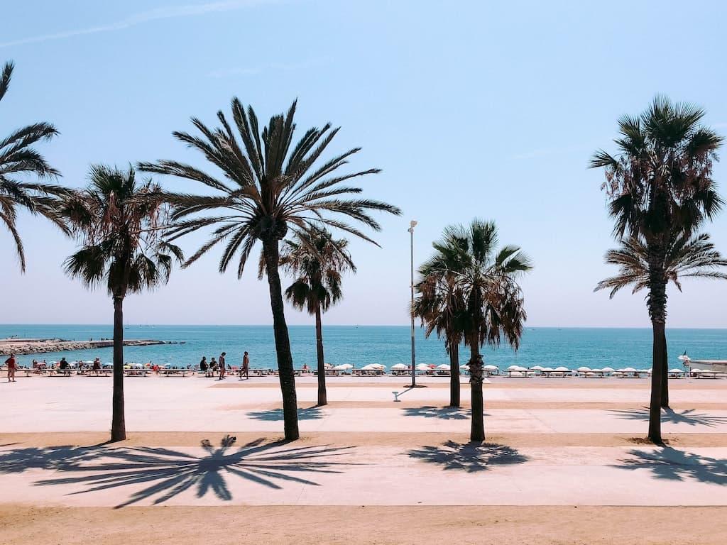 Playas de Barcelona 3